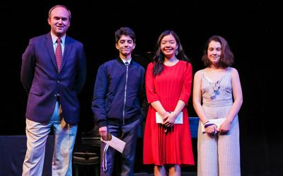MCC salutes scholarship recipients
