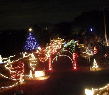 northern virginias best homespun holiday light shows - Best Christmas Light Shows