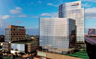 Annual report documents challenging, productive year in Tysons