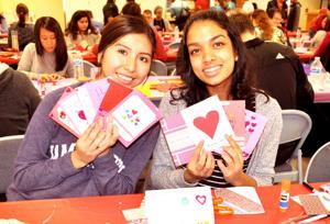 Fairfax 'Valentines Challenge' benefits former foster children