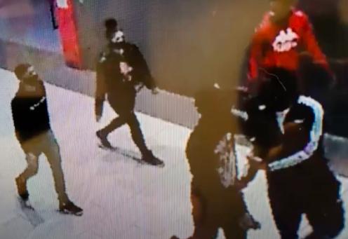 Suspects Manassas Mall shooting