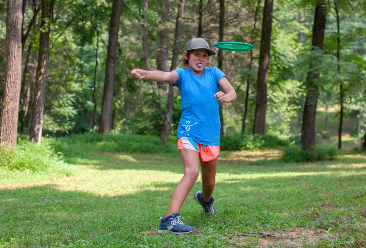 M.J. Gager is a world champion — and she's only nine years old