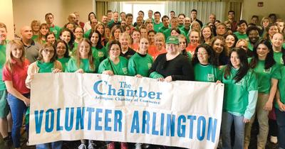 Volunteer Arlington Day 2015