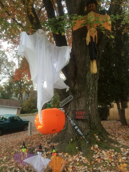 Northern Virginia Halloween Trick Or Treat Times It S Up To You