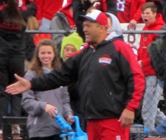 Lenny Schultz Madison High Football
