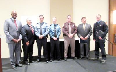 Arlington Chamber public-safety awards