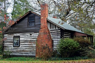 vienna planning commission presses developer to save log cabin
