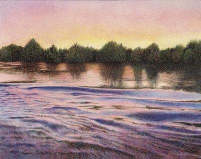 Copy of Page 21 Art Factory Exhibit Sunset on the Danube.jpg
