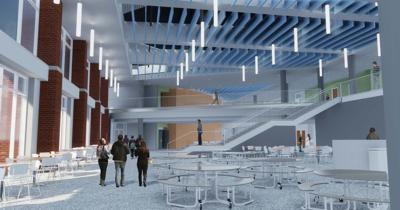 Groundbreaking For New Paul Vi Catholic High School On