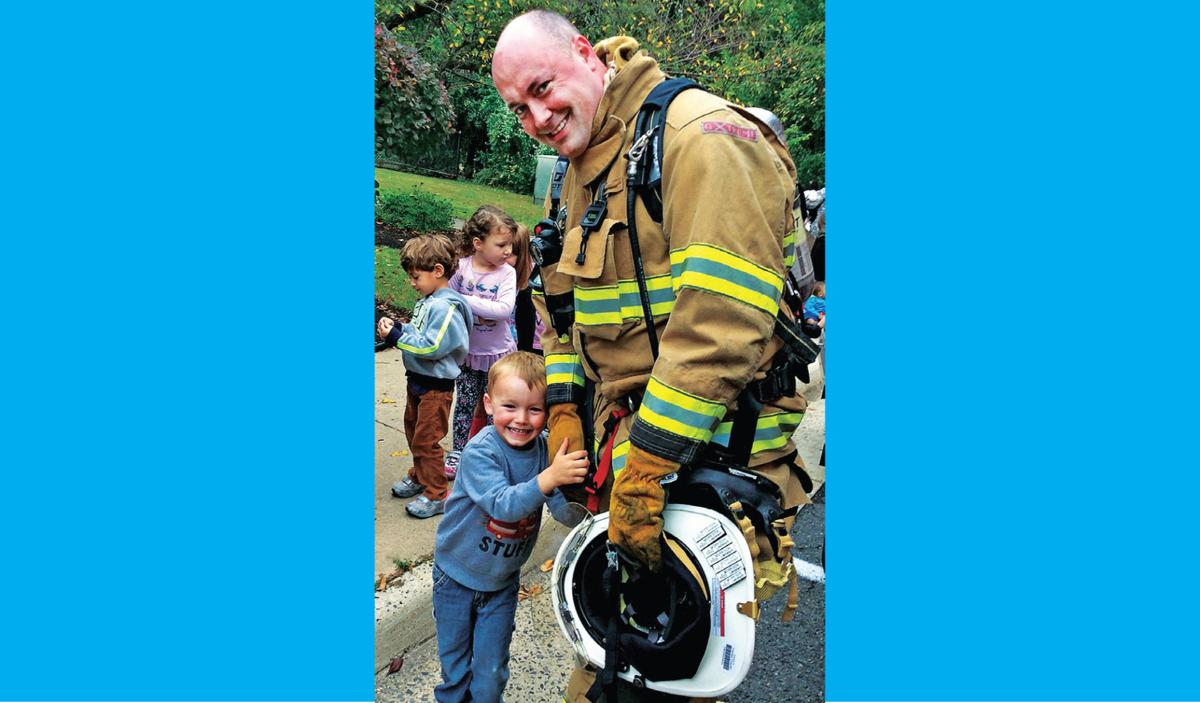 Fire chief wins national honor 1