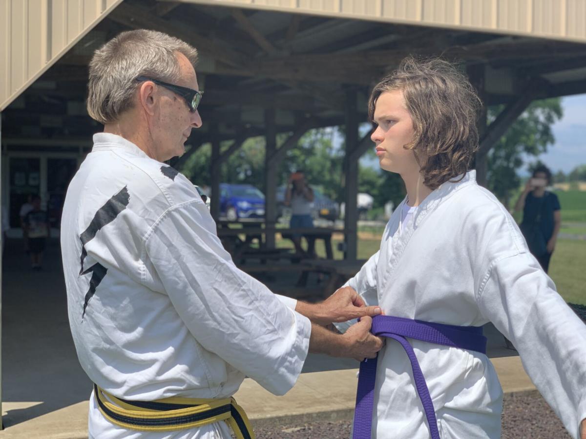 Parks & Rec celebrates martial arts success