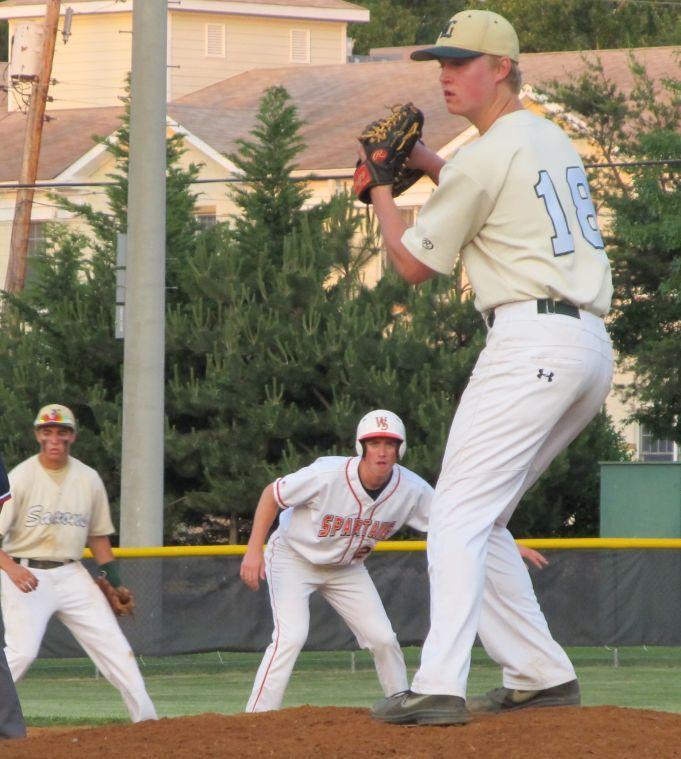 Langley pitcher Truex