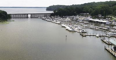 County, boaters celebrate Neabsco Creek dredging