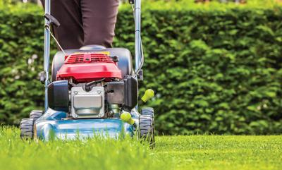 Sign of spring: How low can you mow? (Hint: Not too low.)