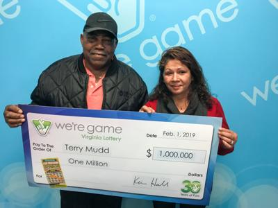 Sterling man gives wife $1M lottery ticket in 'retirement' envelope