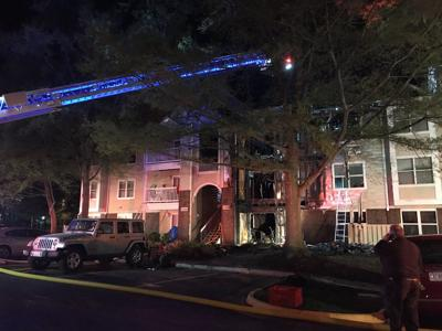 One dead in Centreville apartment fire | news/fairfax
