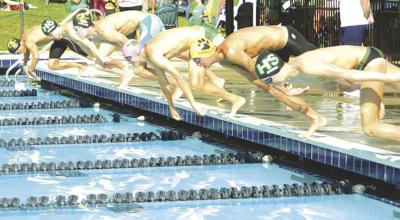Tuckahoe swimmer Thomas