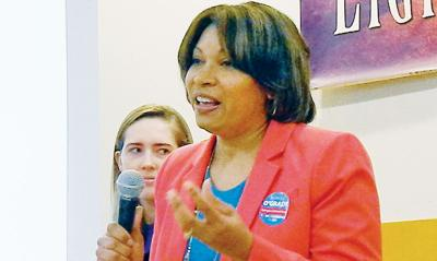 Monique O'Grady Arlington School Board