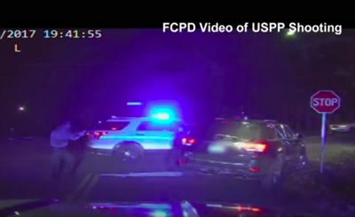 Screenshot shooting video USPP