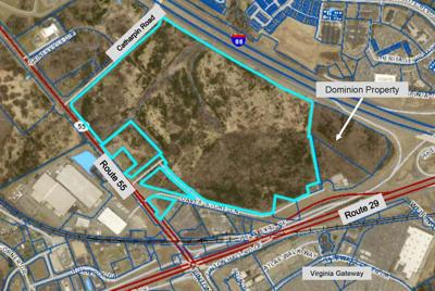 Gainesville data center I-66 Route 29