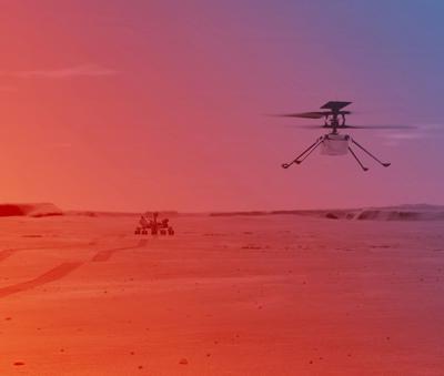 Ingenuity Helicopter on Mars (Illustration).jpg
