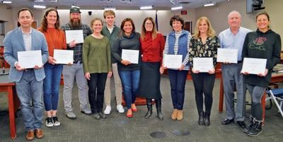 Vienna businesses honored for sustainability efforts