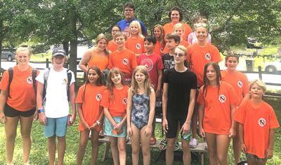 Overlee dive team