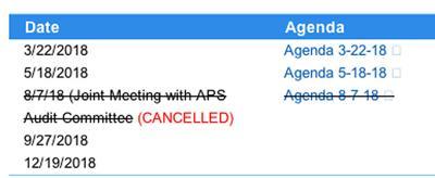 Delay in releasing APS construction-cost audit raises eyebrows