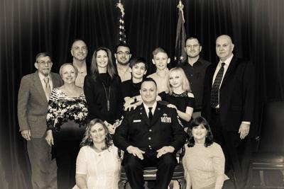 Honoring Local Veterans: Robert 'Vinny' Lombardi