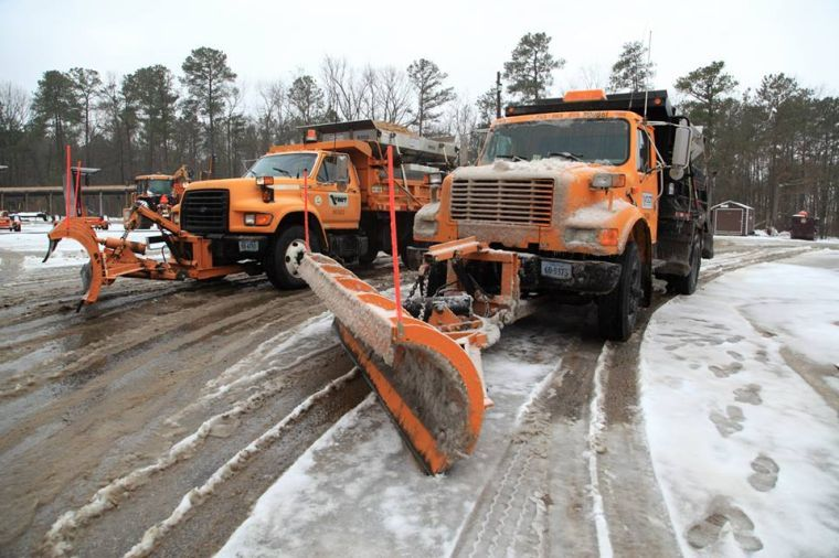 N.Va. road salt comes from far and wide (mostly wide) | news ...