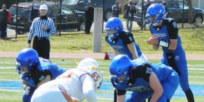 O'Connell quarterback