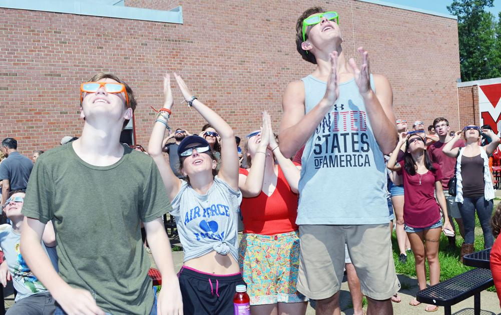 Eclipse allows everyone to be an astronomer for the day