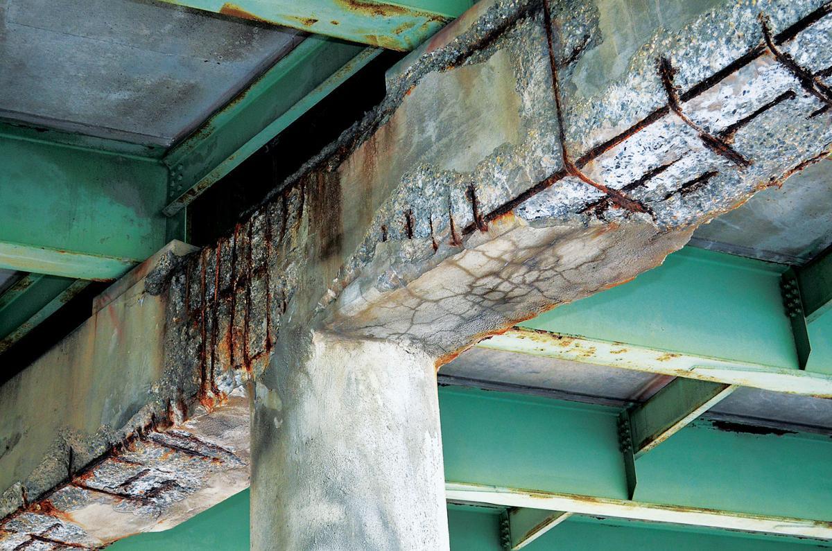 Tysons bridge repair 2