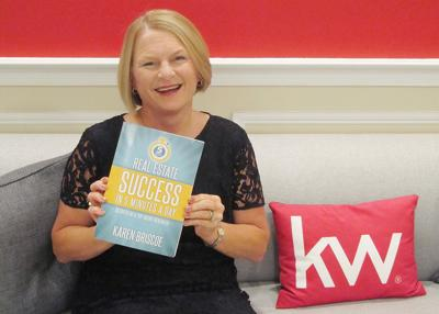 Karen Briscoe pens book
