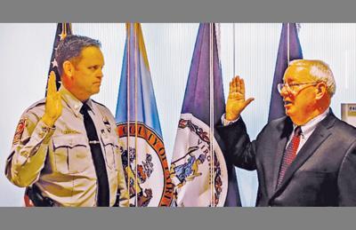 Fairfax police chief taps executive deputy