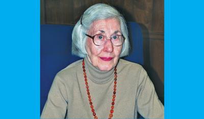 Maud Robinson dies at 96