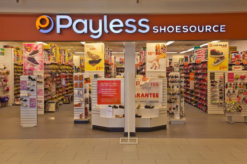 Payless Shoe Store Locations