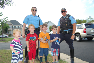 National Night Out in Prince William communities Aug. 1