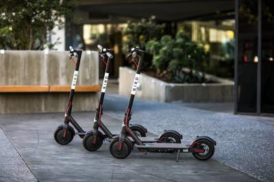Arlington begins regulating motorized scooters