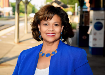 Michelle Davis-Younger Manassas Mayor