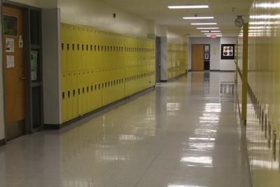 SCHOOL LOCKERS HALLWAY SAFETY PIXABAY