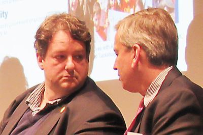 Legislators discuss 2018 session