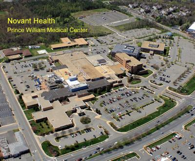 Novant Health Prince William Medical Center Undergoing 38 Million