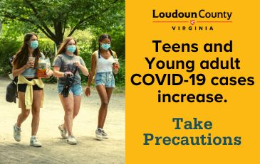 Loudoun County youth COVID cases