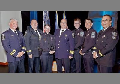 Vienna Police Dept. welcomes three new officers to ranks