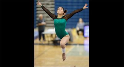 Wakefield gymnast Gamboa