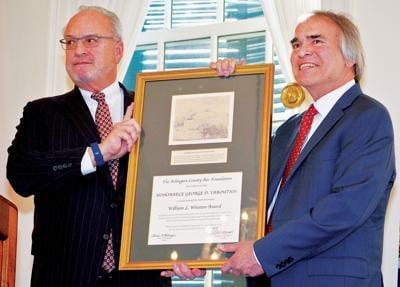 Arlington Bar Foundation lauds compassion, quiet strength of judge