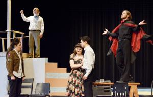 CAPPIES: Washington-Lee succeeds with Bible-inspired morality tale