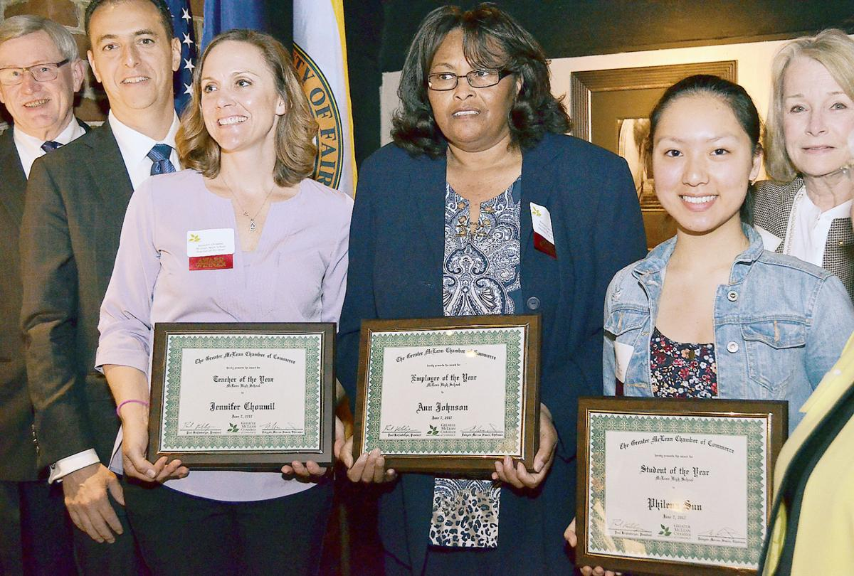 Greater McLean Chamber awards 2