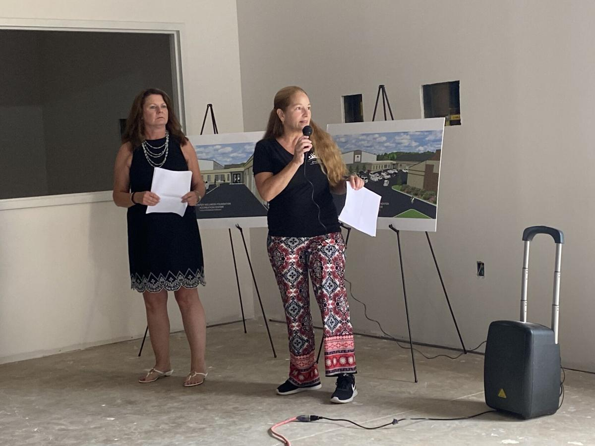 Culpeper Wellness Foundation breaks ground on recreation center